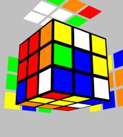 [2x2x2 まで。D面側からの図]